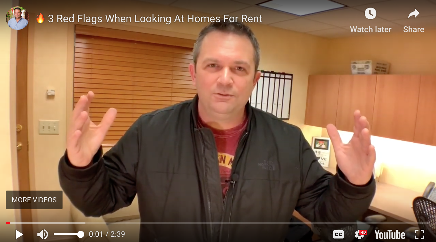 Red Flags To Spot A Rental Scam - Kevin Cooper